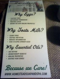 Ingredients & Benefits