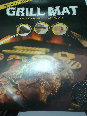 grillmatpack